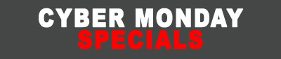 2015 Cyber Monday Specials